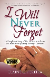 A Daughter's Story of Her Mother's Arduous and Humorous Journey Through Dementia. Featured Author