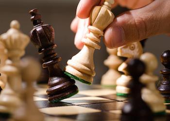 Checkmate: Manipulating Children of Divorce