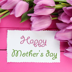 Time for Mother's Day