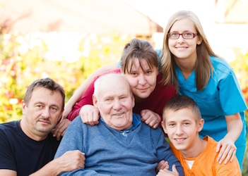 How Family Dynamics Affects Elder Caregiving