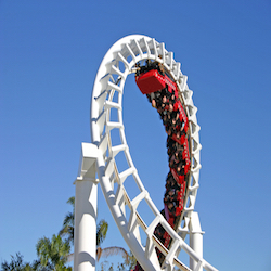 Holiday Roller Coaster, How to Make it STOP