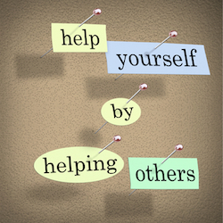 The Gift of Helping Others