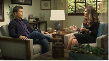Conversations that Matter: Maria Shriver & Rob Lowe