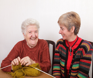 How a Caregiver Can Communicate with Their Loved Ones