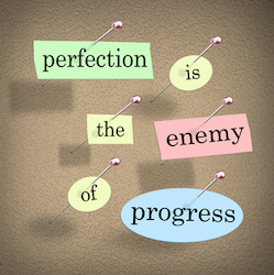 5 Tips to Help Recover from Being a Perfectionist