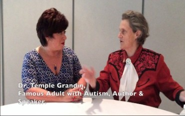 Dr. Temple Grandin ~ Her Thoughts on the Autism Diagnosis