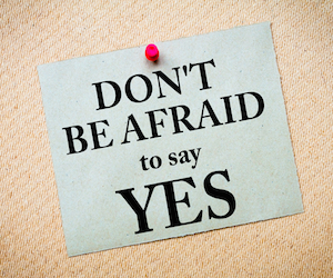 Healthy Caregivers,  8 Steps to YES!