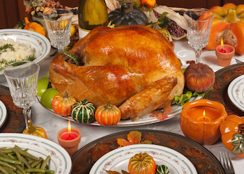 Thanksgiving Day Eating Prescription