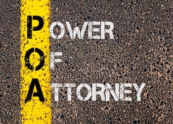What is a Durable Power or Attorney or a POA?