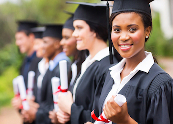 Graduation: Divorce Shouldn't Disrupt the Day