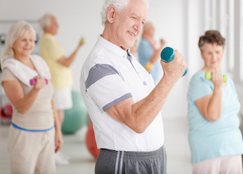 The Benefits of Exercise in Fighting Elderly Depression